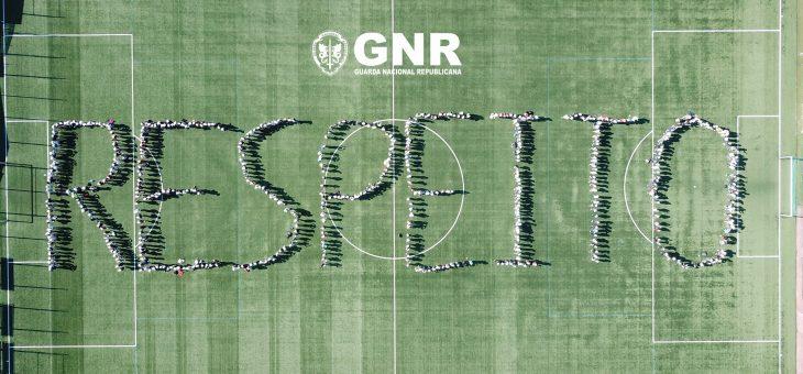 Diz Não à Violência no Desporto – Participação da nossa escola